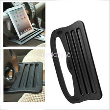 Car Rest Tablet Stand Dining Table Steering Wheel Support Tray Drink Holder
