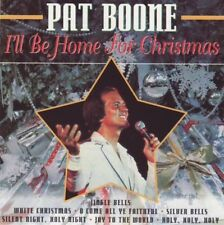 Pat Boone - I'll be home for christmas - CD -
