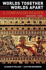 Worlds Together, Worlds Apart: A Companion Reader (Paperback or Softback)