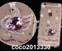 New Lady's Jewelled Rhinestone Bling Crystal Diamonds Hard Phone Case Cover Skin