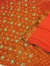 Designer Bridal Piece Memsaab Outfit Salwar Kameez Unstitched