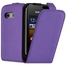 Housse coque étui pour Samsung Galaxy Y S5360 Couleur Violet pale