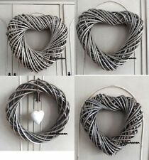 French Country Hearts & Love Wall Hangings