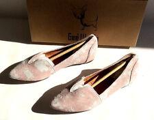 Lydia Cutout Loafer GeeWawa Anthropologie Jim Barnier flats slippers Size 6
