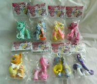 """LotMy Little Pony Friendship is Magic 3"""" Figures 2013 Complete Set of 8 New"""