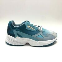 Adidas Originals Falcon Blue Tint Casual Lifestyle Sneakers Womens Shoes 6-10