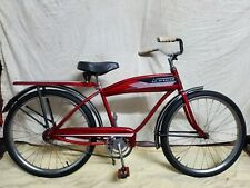 """Jc Higgins 24"""" repainted ready to ride"""