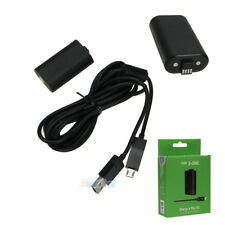 For Official Microsoft XBOX ONE Play and Charge Kit Xbox One NEW FREE SHIPPING