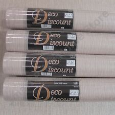 4 x Deco Discount Rose Gold Glitter Sparkle Wallpaper Slight Imperfection