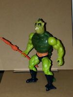 Vintage MOTU Whiplash Complete Action Figure Masters of the Universe Mattel 1984