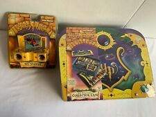 2001 HARRY POTTER AND THE SORCERER'S STONE COLLECTOR CASE AND 3 D VIEW MASTER