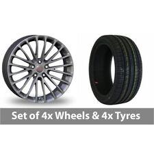 LS Breyton Aluminium Wheels with Tyres