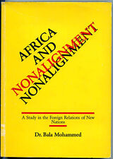 """Bala Mohammed """"Africa and Nonalignment"""""""
