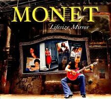 Lifesize Mirror By MONET CD NEW R&B & Soul Album With Flute Solos NIA Music 2011