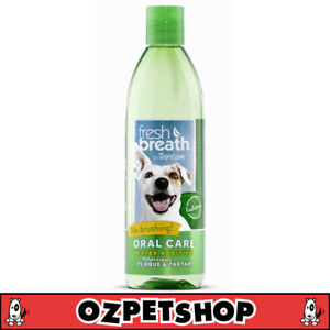 Tropiclean Oral Care Water Additive for Dogs - Original - 473ml