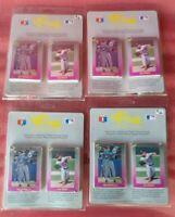 🔥LOT OF 4 1989 Classic Purple Sets / Games - KEN GRIFFEY JR ROOKIE RC PSA HOF