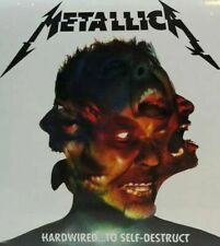2cd Hardwired...To Self-Destruct [Digipak] by Metallica  .FREE CHIPPING