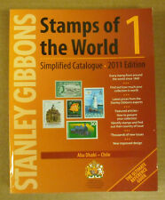 GIBBONS STAMPS OF THE WORLD CATALOGS - VOL 1 -6 COMPLETE   #SGIB-SOW11