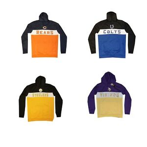 NFL Outerstuff Youth Perfomance Level Hoodie Sweatshirt Boys 8-20 Clearance $40