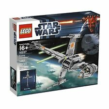 LEGO 10227 STAR WARS - ULTIMATE COLLECTOR SERIES B-WING STARFIGHTER!