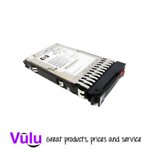 "HP 2.5"" COMPAQ 72GB 10K SAS SERVER HARD DRIVE WITH CADDY - (ZZ)"