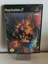 Bloody Roar 3 PLAYSTATION 2 PS2 Boxed with Instructions + Holo 3D Cover A6450