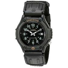 Casio FT500WC Forester Watch With Analogue Display 100M Water Resistant Black