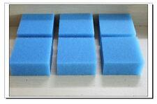 New 6 X Fine Foam Filter Pads Fish Tanks Fits Juwel Compact Lowest Price!