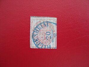 AD Hannover 1856 MiNr 8a gest. etwas höher geprüft Jäschke BPP, M€ 350,-- (Q116)