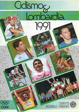 N56 Ciclismo Lombardia 1991 CONI