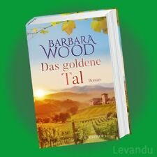 Barbara Wood / das goldene Tal9783810530325