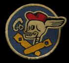 USAAF WW2 or Later 587th Bomb Squadron Patch S-24