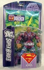 """DC Superheroes S3 Select Sculpt 6"""" Mongul Superman Mattel Universe (MOC)"""