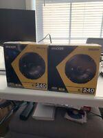 """4) KICKER 43DSC6704 DSC670 240W 6.75"""" 4-Ohm 2-Way Car Coaxial Audio Speakers"""