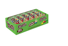 M&M'S Crispy Chocolate Candy 1.35-Ounce Pouch 24-Count Box