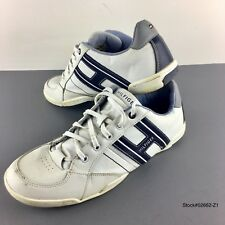Tommy Hilfiger AMNEAL Shoes Mens Size 10.5 / EUR 44 White Blue *FREE SHIPPING*