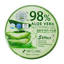 [3W CLINIC] Aloe Vera Soothing Gel - 300g / Free Gift