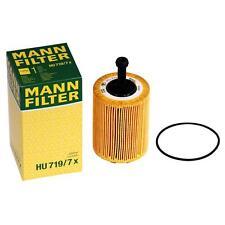 Original MANN Ölfilter HU 719/7 x Ölfilter für VAG VW Audi Seat Skoda HU 719/7x