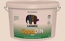 Caparol CapaDIN Innendispersion, diffusionsfähig, lösemittelfrei WEIß 125 L