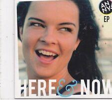 Anny-Here&Now cd maxi single 5 tracks cardsleeve