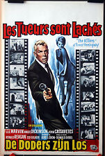 Lee Marvin : Don Siegel : The Killers : POSTER