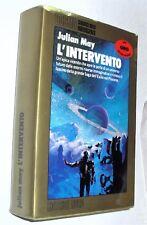 julian may L'INTERVENTO  - 1 EDIZIONE ( 1988 ) nord oro