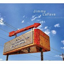 Jimmy LaFave - Depending On The Distance [CD]