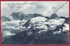 VALLE D'AOSTA COGNE 92 GRAN PARADISO - GRAND PARADIS - MONTAGNA Cartolina