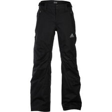 Adidas Outdoor Winter Lined CPS Snowboard / Ski Shell Pant - Men's 36 - Black
