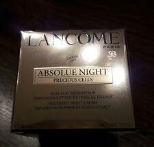 Crème Absolue Night Precious Cells de Lancome