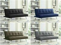 CONVERTIBLE SOFA Bed Lounger Futon Couch Sleeper Loveseat Chaises Home Furniture