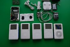 iPods and accessories & parts - LOT -most are A1040 model 3rd Gen