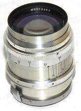 JUPITER-9  2/85mm Lens for Kiev / Contax etc  #6013052 KMZ RARE