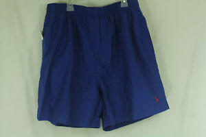 NEW Polo Sport Ralph Lauren Mens Sz XL Swim Trunks Board Shorts Red Pony Lined